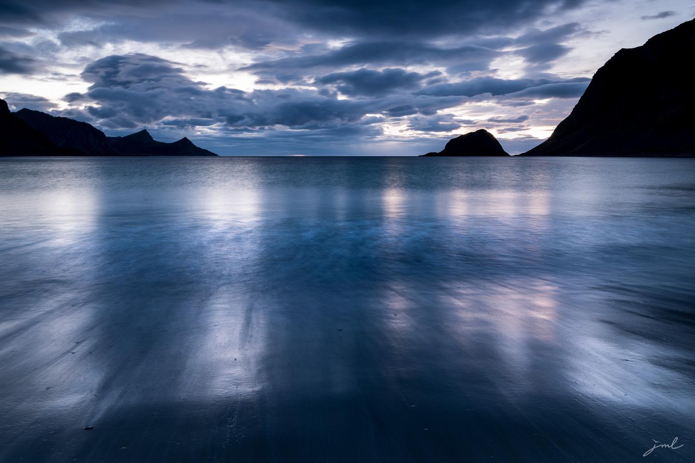Reflets d'acier – Iles Lofoten