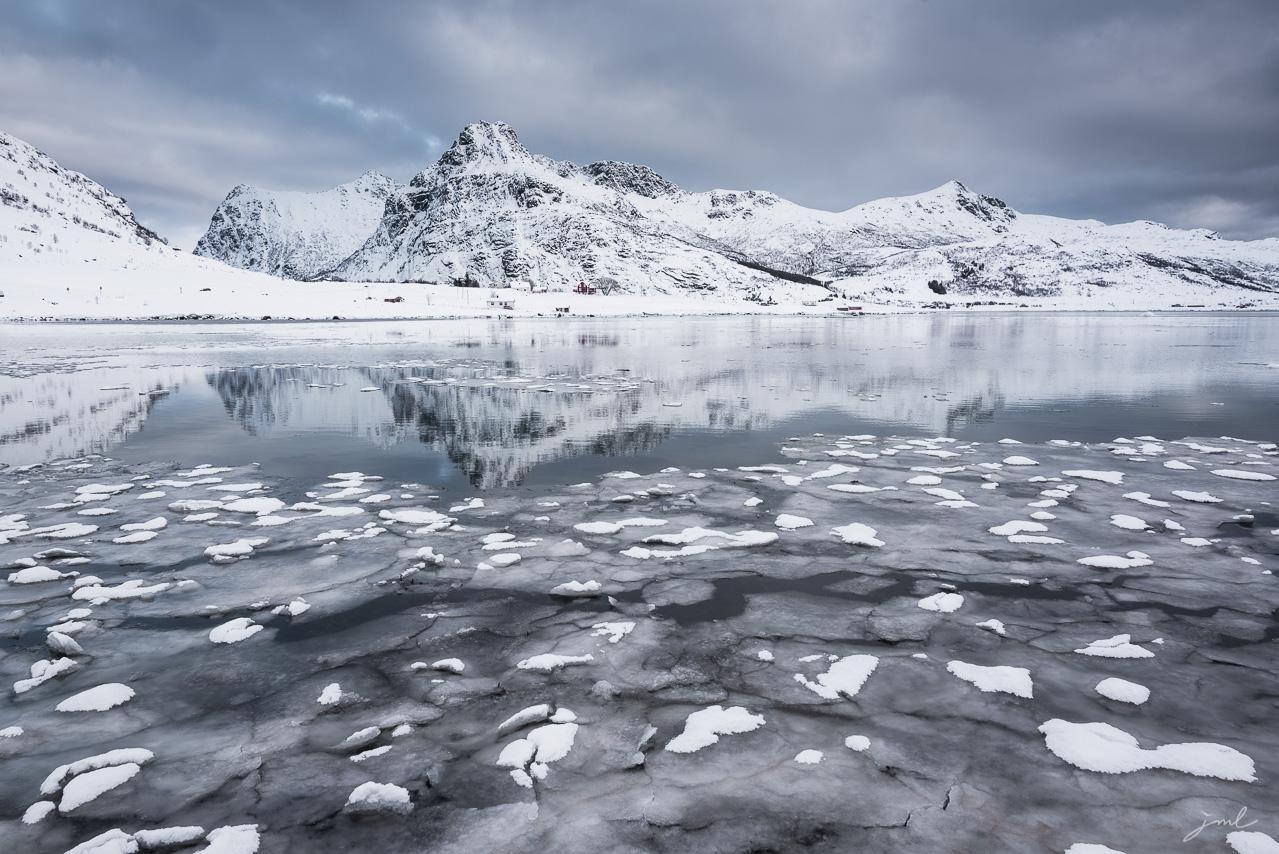 Paysages des iles Lofoten