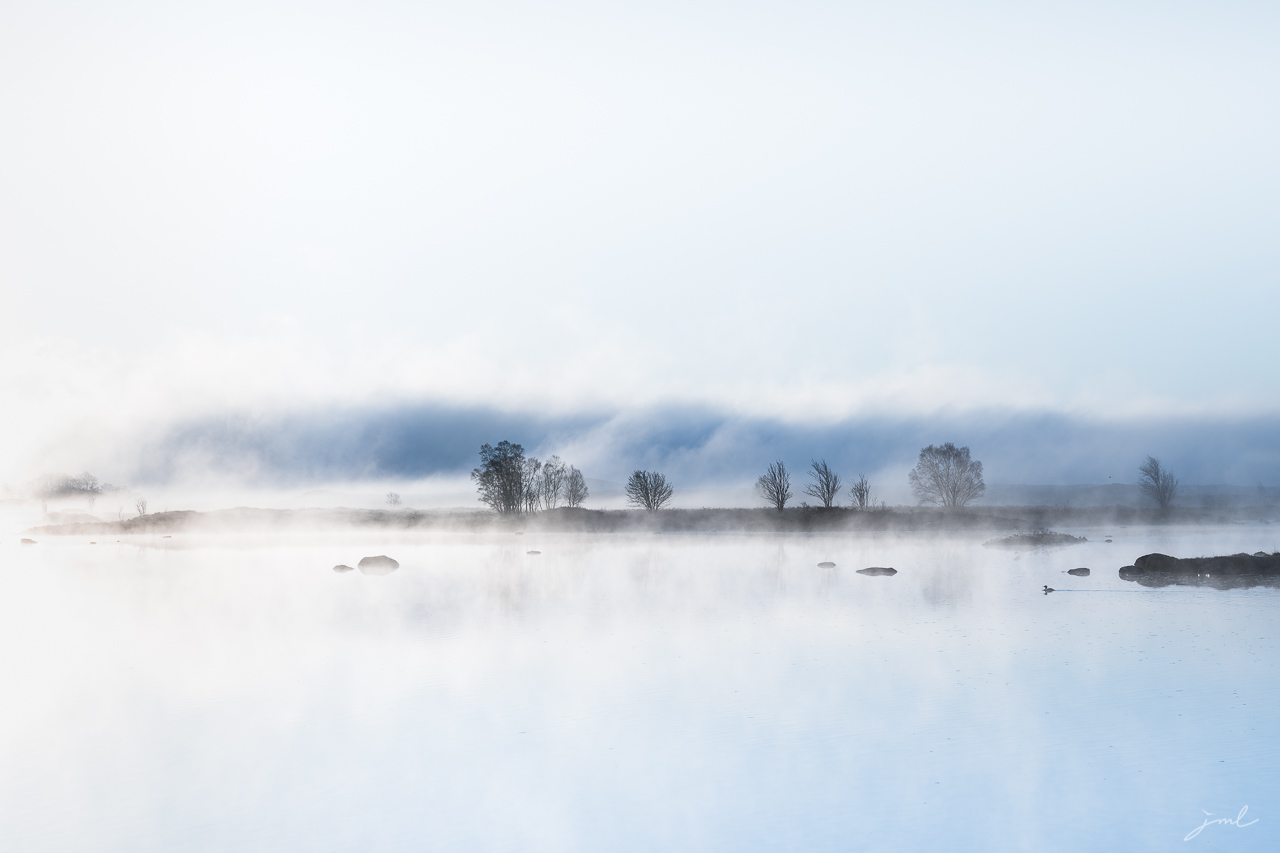Terre de brume