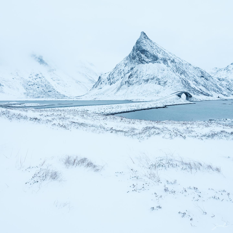 Ambiance feutrée – Iles Lofoten