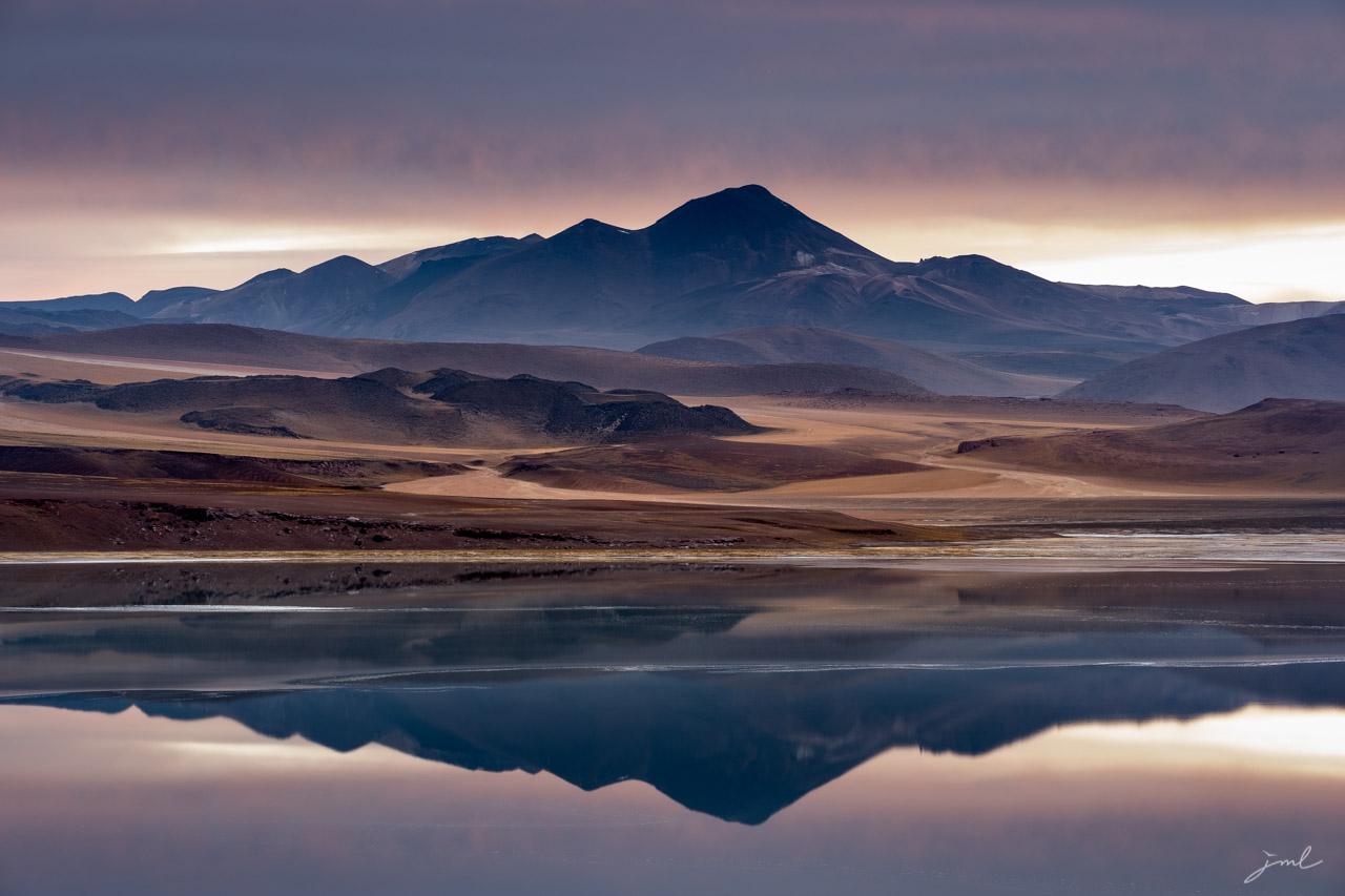 Desert de l'ATACAMA